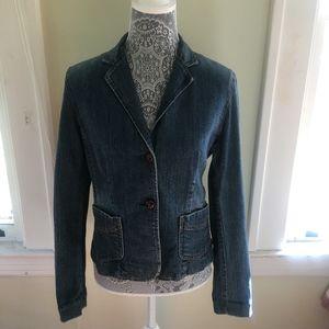 Retro denim Gap jacket